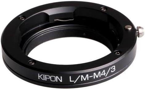 Kipon Leica M Lens to Micro Four Thirds Camera Lens Adapter
