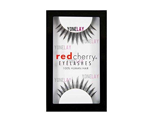 Red Cherry False Eyelashes