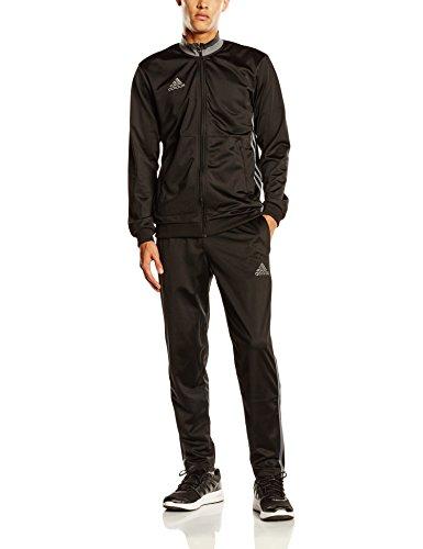 adidas Herren Trainingsanzug Condivo 16, Black/Vista Grey S15, M, AN9831