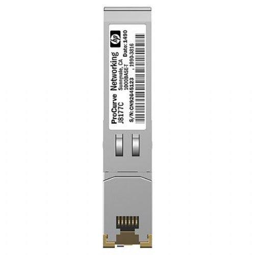 HPE Networking BTO J8177C X121 1G SFP RJ45 T Transceiver