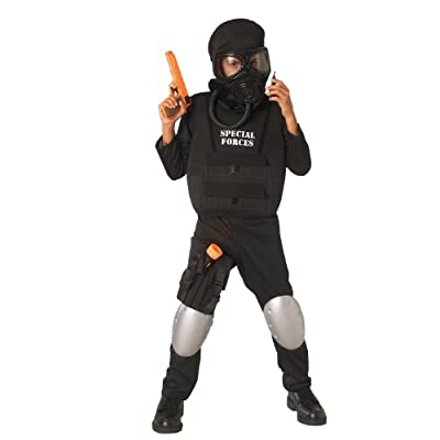 Child's Special Forces Costume, Small: Toys & Games