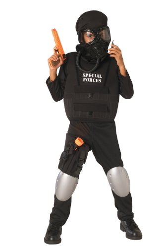 Child's Special Forces Costume, Large -