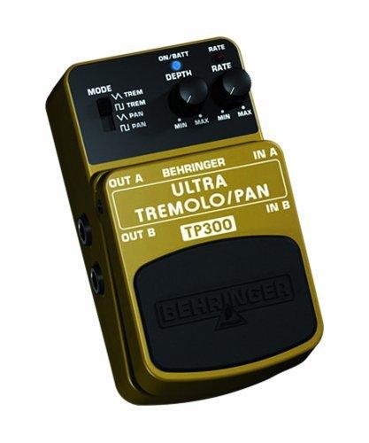 【 並行輸入品 】 Behringer (ベリンガー) TP300 Ultra Classic Stereo Tremolo/Panner エフェクトペダル   B00JEFFGXI