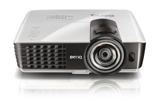 BenQ MW821ST 3000 Lumen WXGA Short Throw SmartEco 3D Interactive DLP Projector