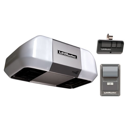 Charming LiftMaster 8355 Premium Series 1/2 HP AC Belt Drive MyQ Security+ 2.0  Replaces 3280 RAIL ASSEMBLY NOT INCLUDED   Garage Door Openers   Amazon.com