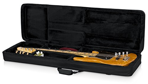 gator cases lightweight polyfoam guitar case for electric bass guitars gl bass cincinnati. Black Bedroom Furniture Sets. Home Design Ideas