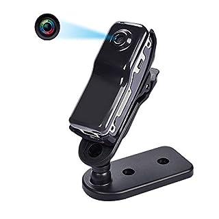 Portable Mini DV Spy Hidden Camera Loop Video Recorder Tiny Pocket DV Cam for Biking Hiking