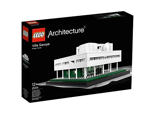 LEGO LEGO architecture Villa Savoye 21014 [parallel import goods] (japan ()