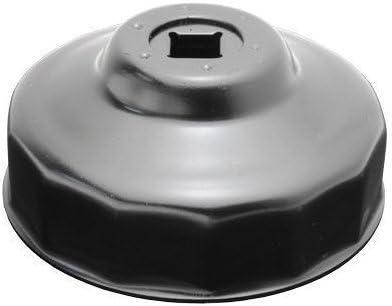 ASTRO PRODUCTS 09-04245 オイルフィルターレンチカップ 76mm 14角 1段 09-04245