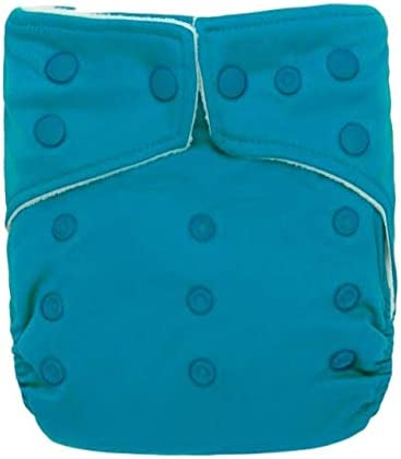 KaWaii Baby Super Value Pack 12 Reusable Cloth Diapers+12 One Size Premium Bamboo Inserts 6 Free Bamboo Inserts for Baby boy and Girl Newborn to Toddler Super Comfortable and Soft