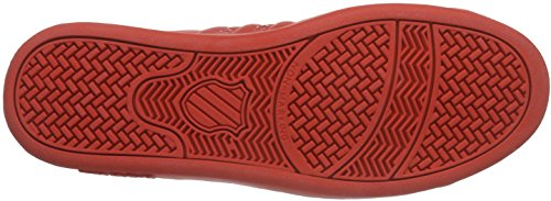 K-Swiss Lozan Iii Monochrome - Zapatillas Hombre Rojo - Rot (Aurora Red/Aurora Red)