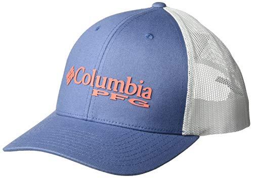 - Columbia Women's PFG Mesh Womens Ball Cap, Bluebell, One Size