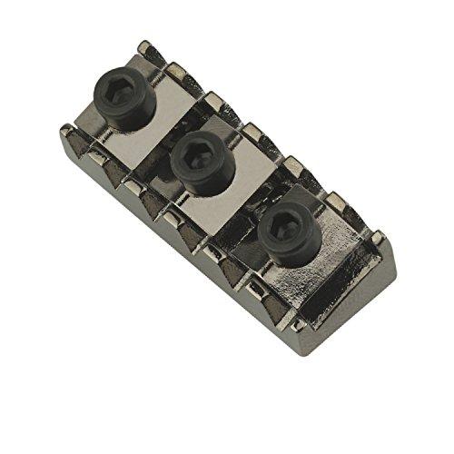 Floyd Rose Original R3 Locking Nut - Black Nickel