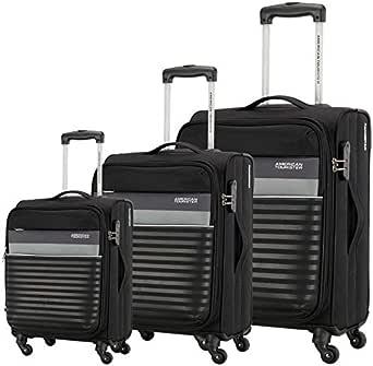 مجموعة حقائب سفر بعجلات من أميريكان تورستار، 3 قطع