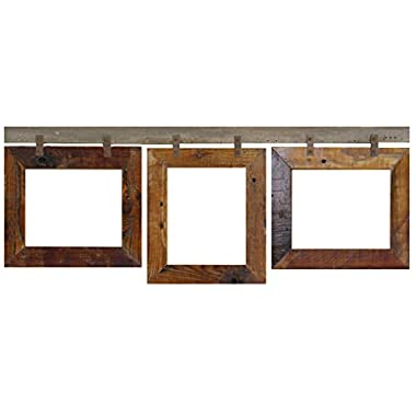 Montana Mixed Conestoga Collage Frame for (3) 8 X 10's