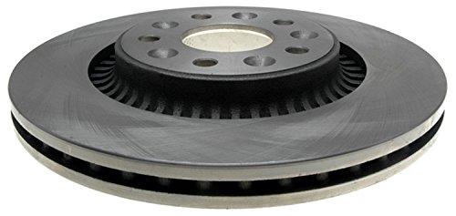ACDelco 18A2344A Advantage Non-Coated Front Disc Brake Rotor ()