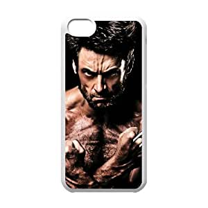 Wolverine iPhone 5c Cell Phone Case White MUS9157536