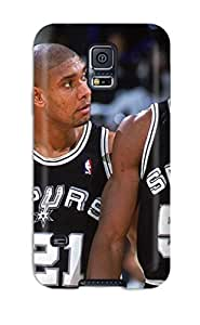 Beautifulcase san antonio spurs basketball nba NBA Sports & Colleges colorful Samsung Galaxy S5 5sBSEBpqmIw case covers