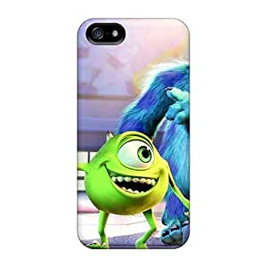 Bumper Cell-phone Hard Cover For Iphone 5/5s (qUA7984wCsj) Support Personal Customs Realistic The Croods Pattern