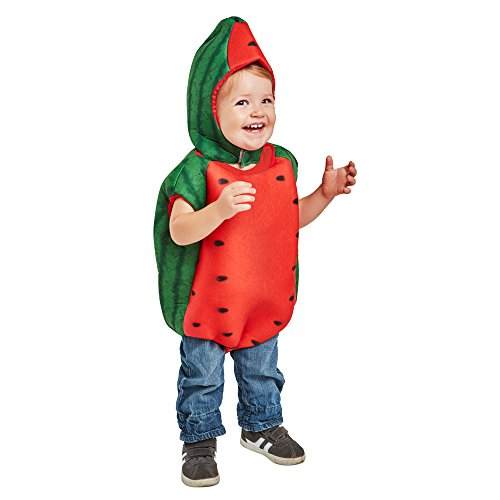 Toddler Watermelon Costume (Size: 1T-2T) -