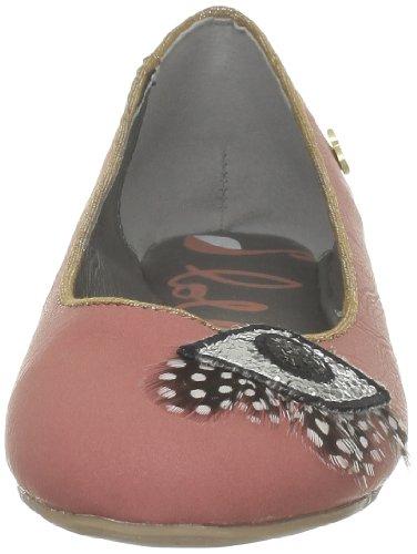 Lollipops Ocean Ballerina Damen Ballerinas 17907 Pink (Pink)
