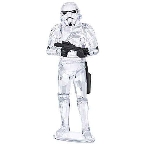 Swarovski Star Wars Stormtrooper Figurine New 2018
