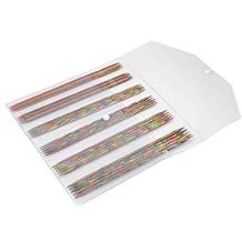 KnitPro KP20620 | Symfonie Double Pointed Knitting Needle Set | 10cm