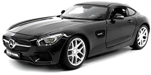 Maisto Premium Edition 1:18 Mercedes-Benz AMG GT Diecast Vehicle (Best Mercedes Benz Model)