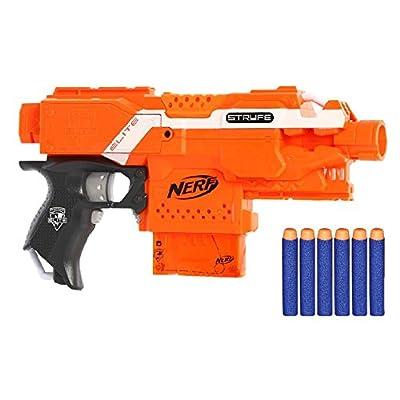 NERF N-Strike Elite Stryfe Blaster: Toys & Games