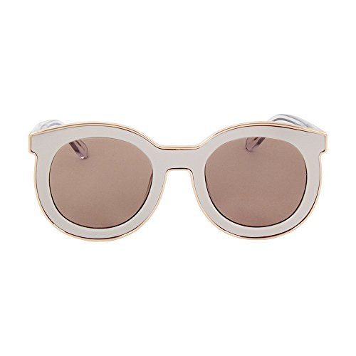 Karen Walker Super Spaceship Grey Lens Sunglasses KAS1601453