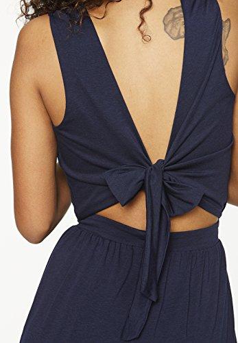 armedangels Dark Tencel® Mix Damen Cobalt Layla Jerseykleid aus vxRO7wvr