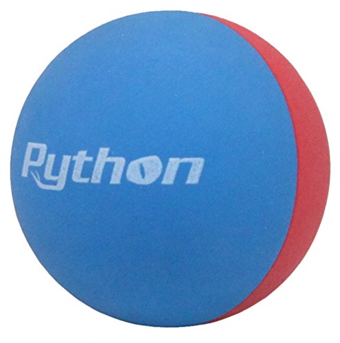 Python 3 Ball Can RG Multi Colored Racquetballs (Endorsed by Racquetball Legend Ruben Gonzalez!)
