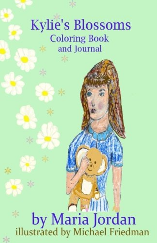 Kylie's Blossoms Coloring Book and Journal