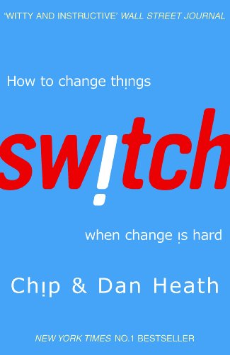 Download Switch How To Change Things When Change Is Hard Book Pdf