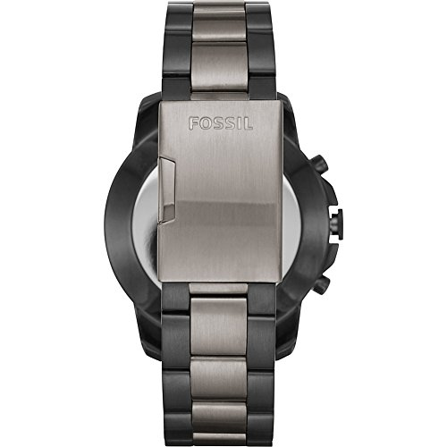 Fossil Q Grant Stainless Steel Hybrid Smartwatch