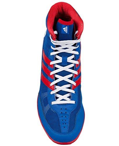 Adidas Ace 16.1 Primeknit Fg / ag Fu�ballschuh (Solar Grün, Shock Pink), 12,0 D (m) Us, Solar Gree Royal/Red/White