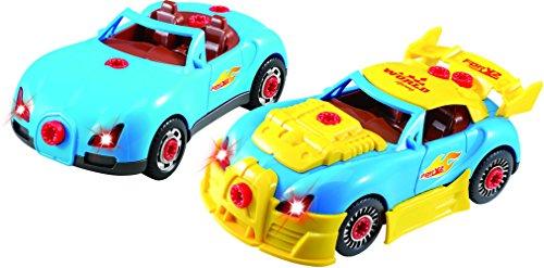 Build Your Own Car Kit >> Tg642 Take Apart Toy Racing Car