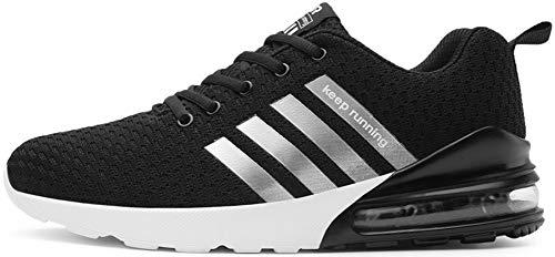 Tqgold® Jogging Fitness Running Sportive Sneakers Scarpe Donna Corsa Da Nero Uomo Ginnastica 7Fnaxr7Hz