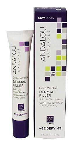 Andalou Naturals Deep Wrinkle Dermal Filler Age Defying