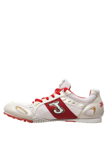 Joma Zapatillas Atletismo 6622 SPIKES LD blanco
