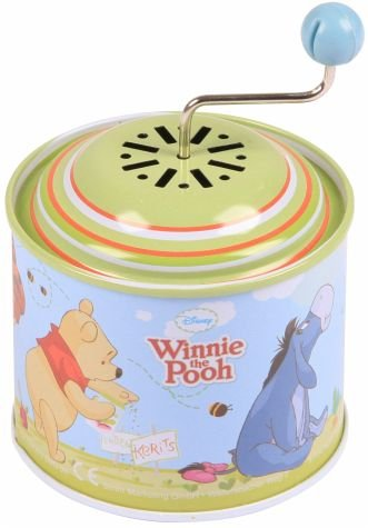 'Bolz 52753Música deriva lata Disney' s Winnie the Pooh con melodía