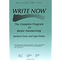 Write Now: The Complete Program For Better Handwriting