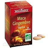 Ponroy - Maca & Gingembre Bio - Bioconseils