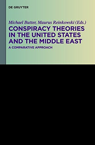Pdf Literature Conspiracy Theories in the United States and the Middle East: A Comparative Approach (Linguae & Litterae)