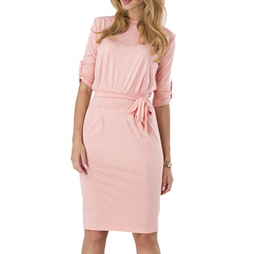 Knee Length Dress - 7