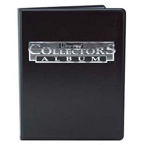 Ultra Pro - 4-Pocket Portfolio Black 81374