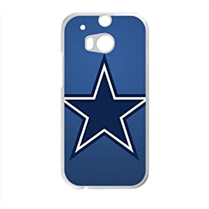 KJHI Dallas Cowboys 3 Hot sale Phone Case for HTC One M8