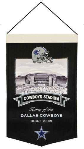 NFL Dallas Cowboys Stadium Collection Banner