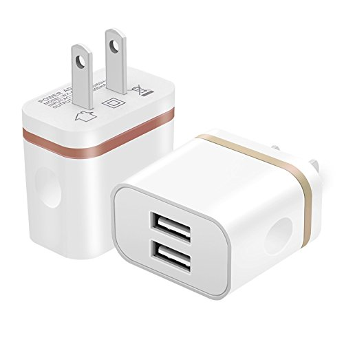 Costyle 2 Pack Charger Adapter Samsung
