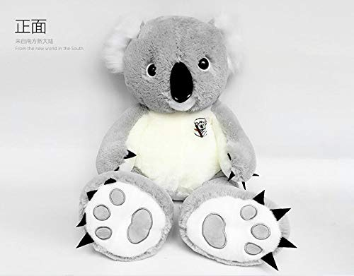(BoldType Koala Plush Toys for Children Kids Animal Koala Soft Stuffed Plush Cute Koala Toys Best Birthday Gift for Kids 80cm/100cm 1)